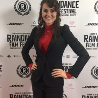 Olivia at Raindance Film Festival 2019